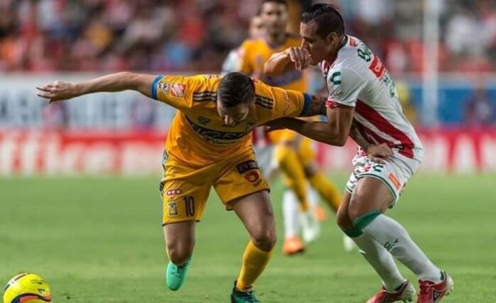 Necaxa vs Tigres EN VIVO REDZER TV